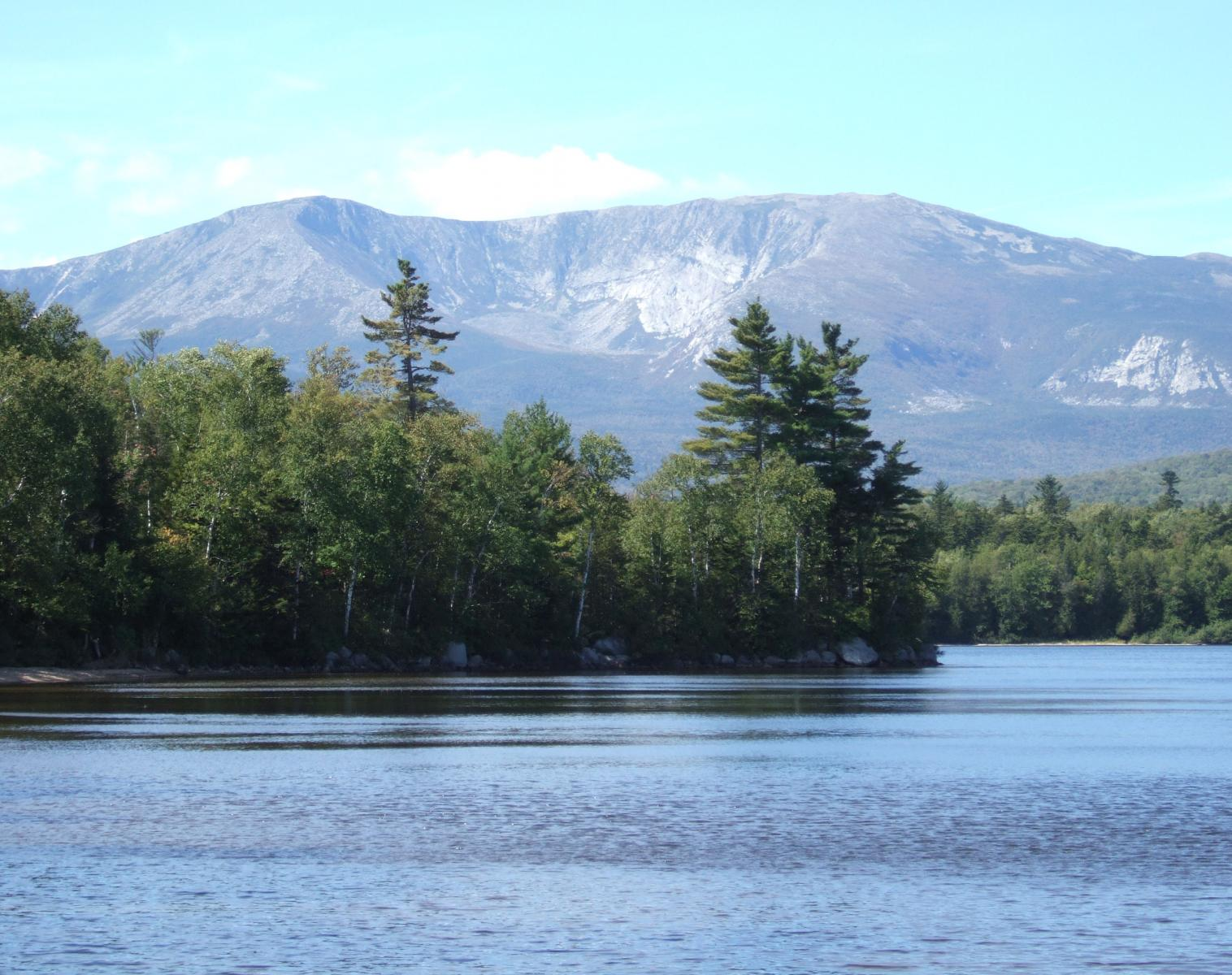 tats-Unis  Mont Katahdin   Trek & Randonne