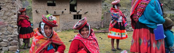 © Pérou trek vallée sacrée