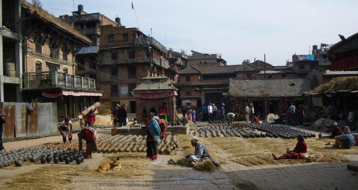 © Trek Népal Vallée de Katmandou