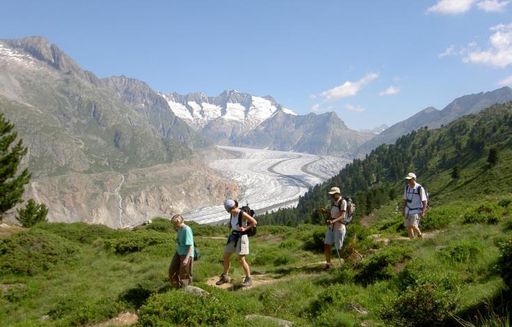 © Trek Suisse montagne