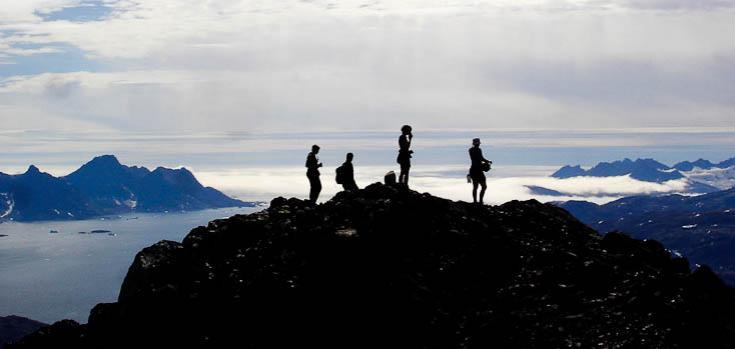 © Trek aventure Groenland