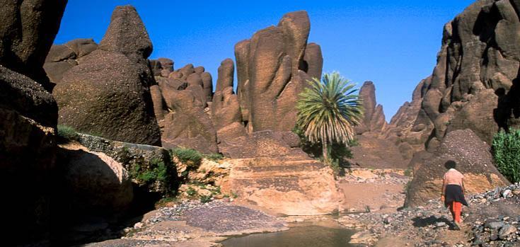 © trek Siroua Atlas Maroc