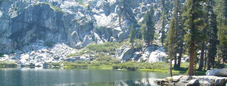 © Etang_Yosemite