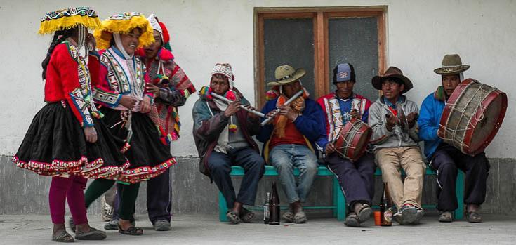 © Randonnée Ausangate Pérou