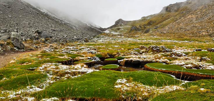 © Trek Pérou Cordillere blanche