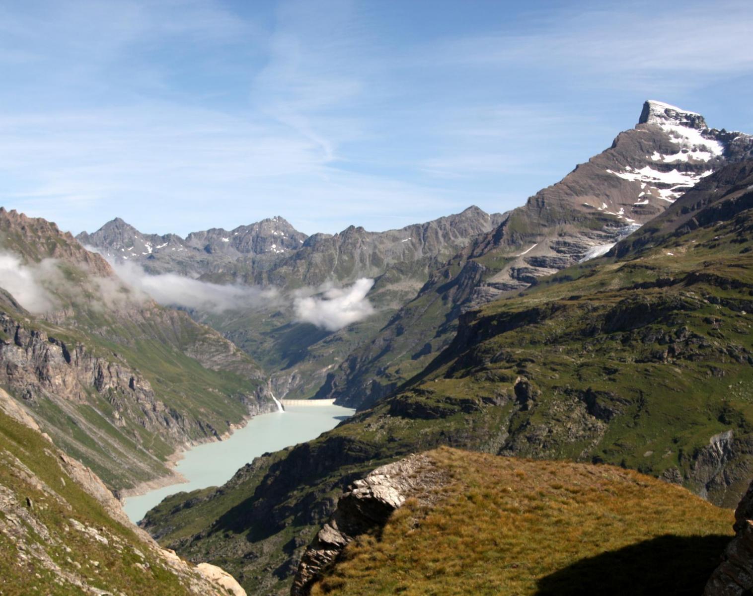 France  HAUTE ROUTE : CHAMONIX-ZERMATT   Trek & Randonnée Alpinisme