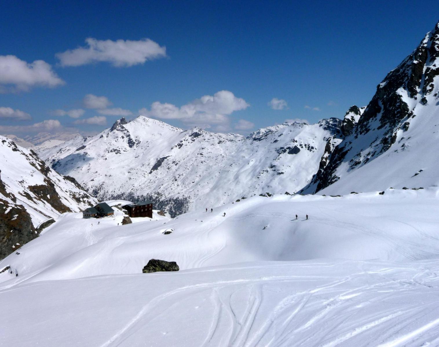 France  LA HAUTE ROUTE CHAMONIX-ZERMATT   Ski & Raquettes