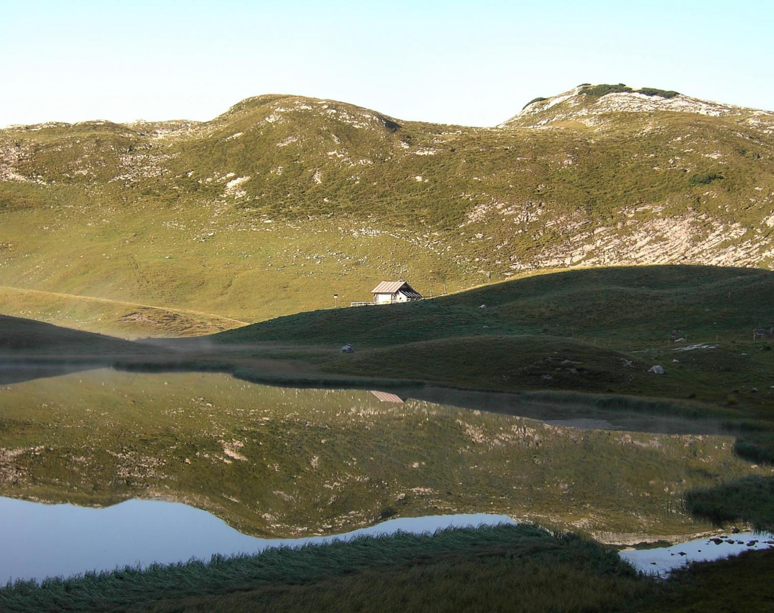 Italie  AU COEUR DES DOLOMITES   Trek & Randonnée