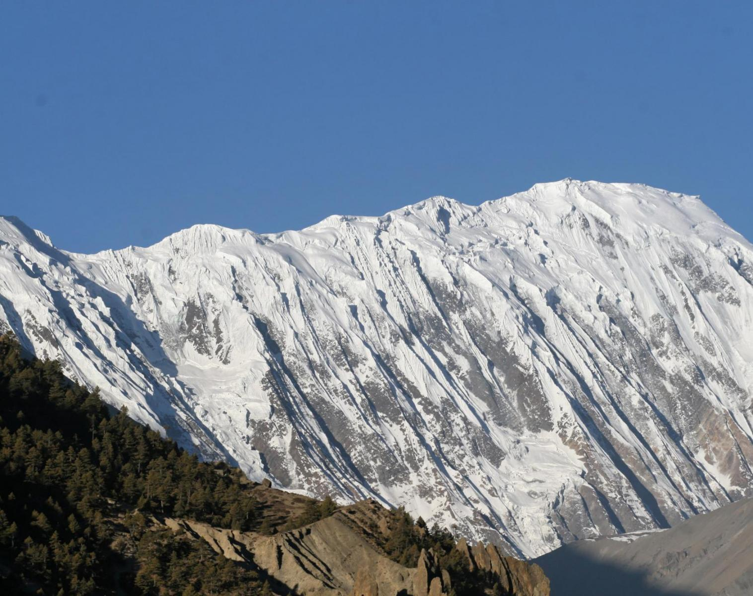 Népal  PANORAMA SUR L'EVEREST   Trek & Randonnée