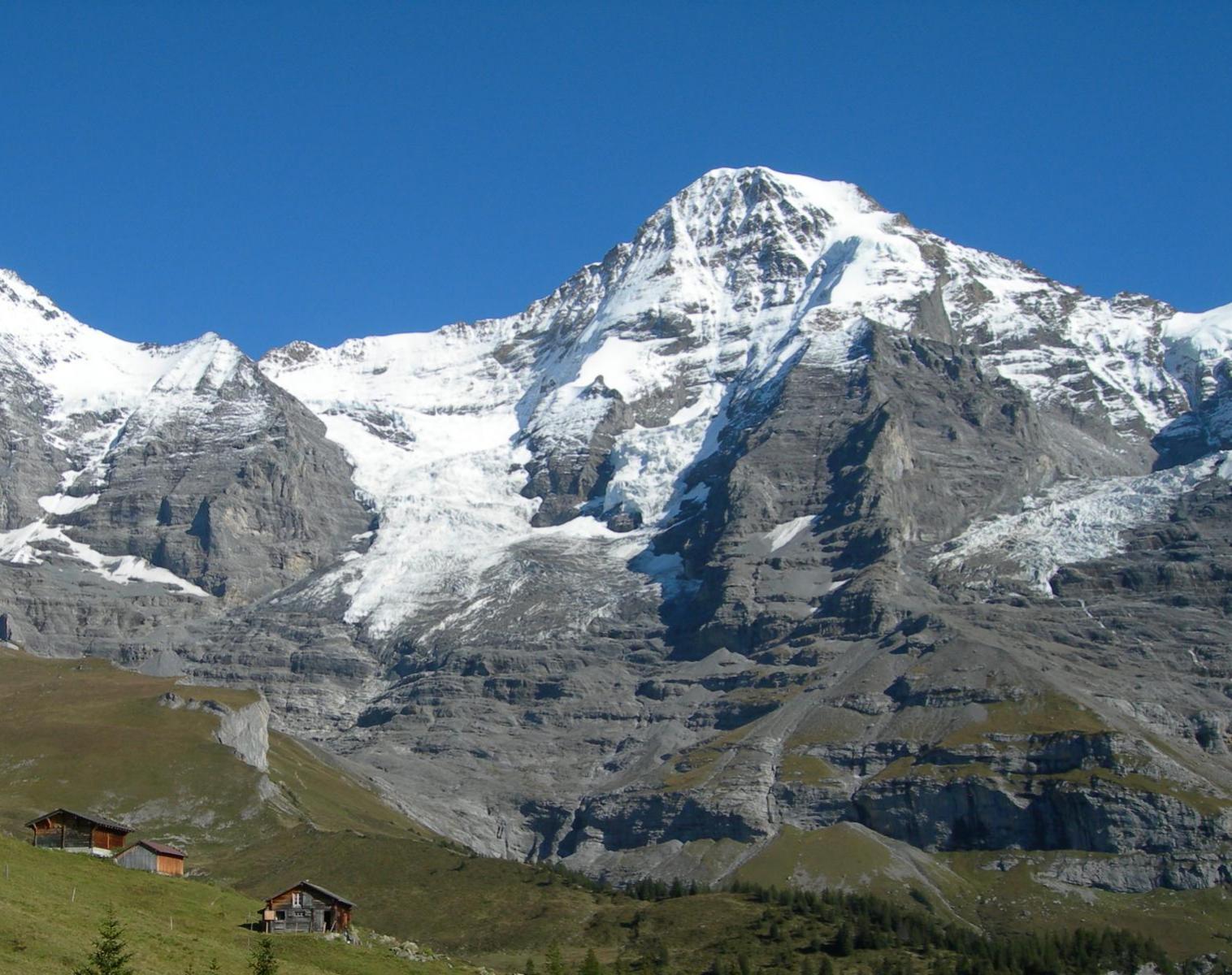 Suisse  REMISE EN FORME A ALETSCH   Trek & Randonnée