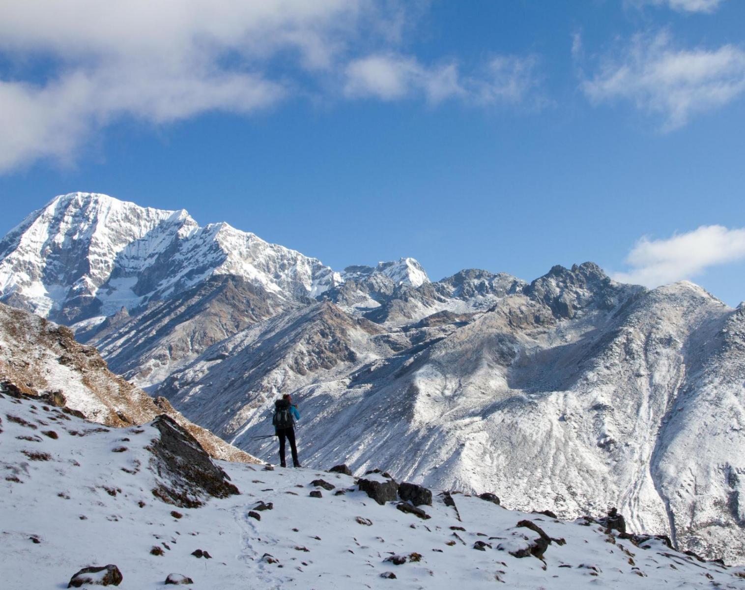 Népal  Pays Sherpa: des collines du Solu au Numbur    Trek & Randonnée