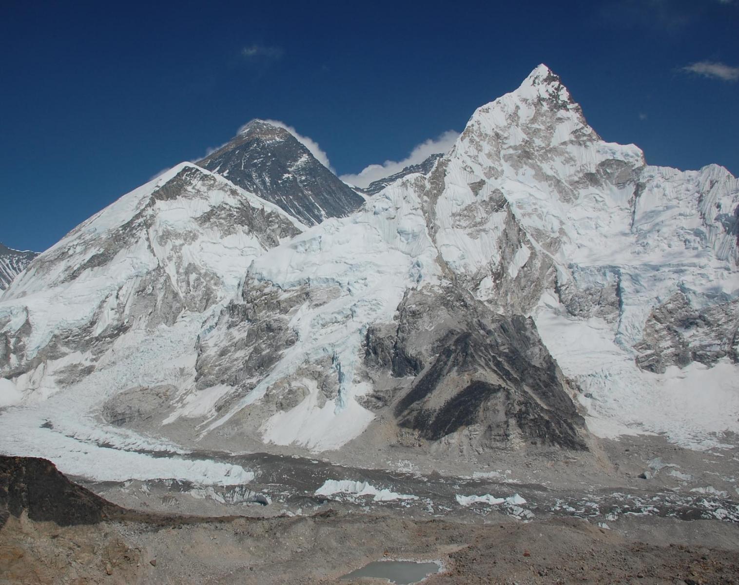 Népal  Gokyo : en chemin vers l'Everest   Trek & Randonnée