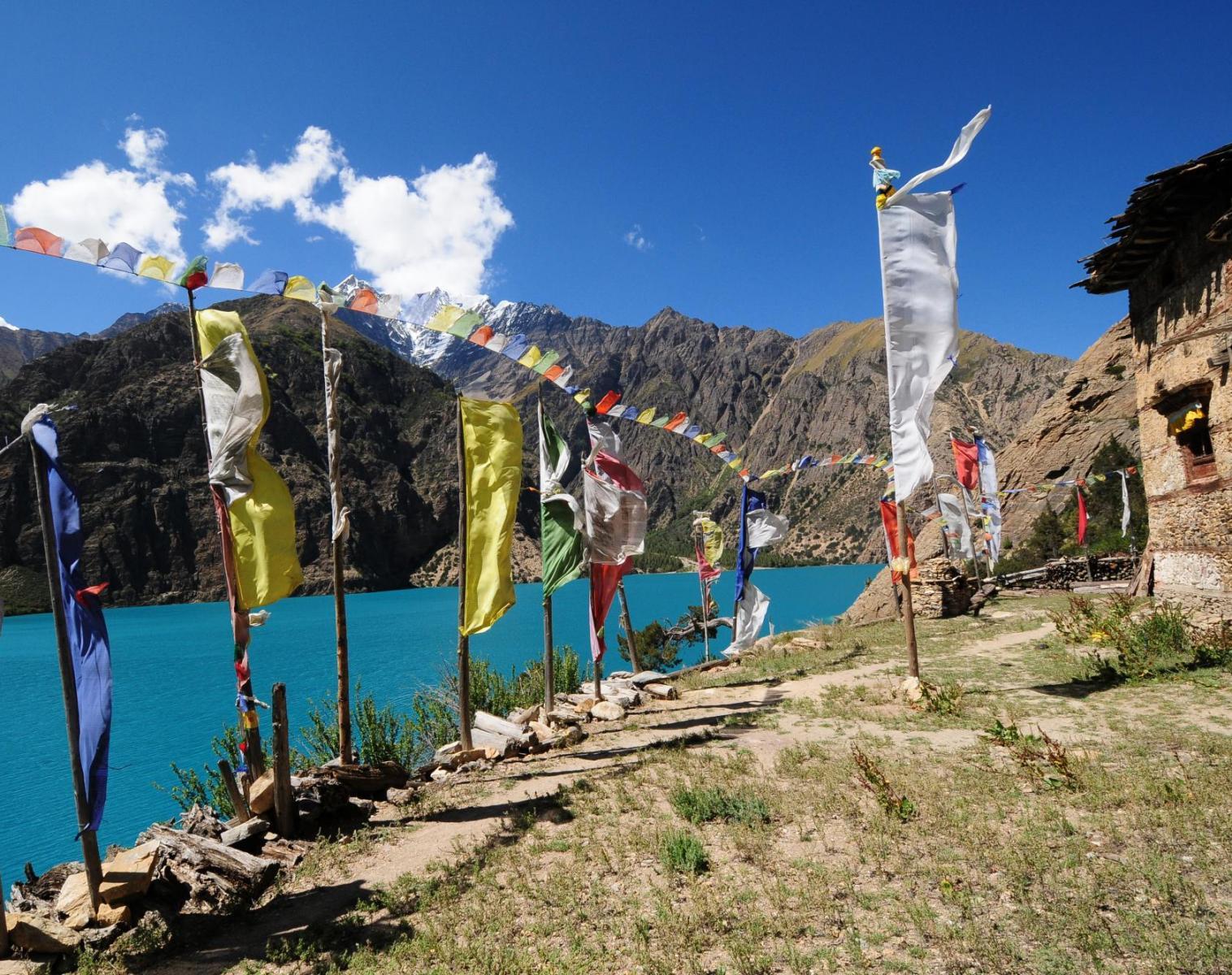 Népal  Dolpo, terre cachée   Trek & Randonnée