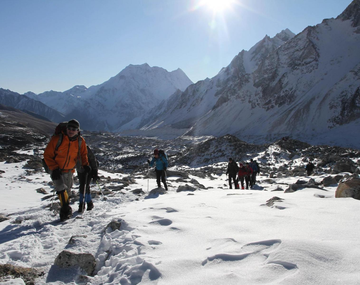 Népal  Tour du Manaslu et pays de Tsum   Trek & Randonnée