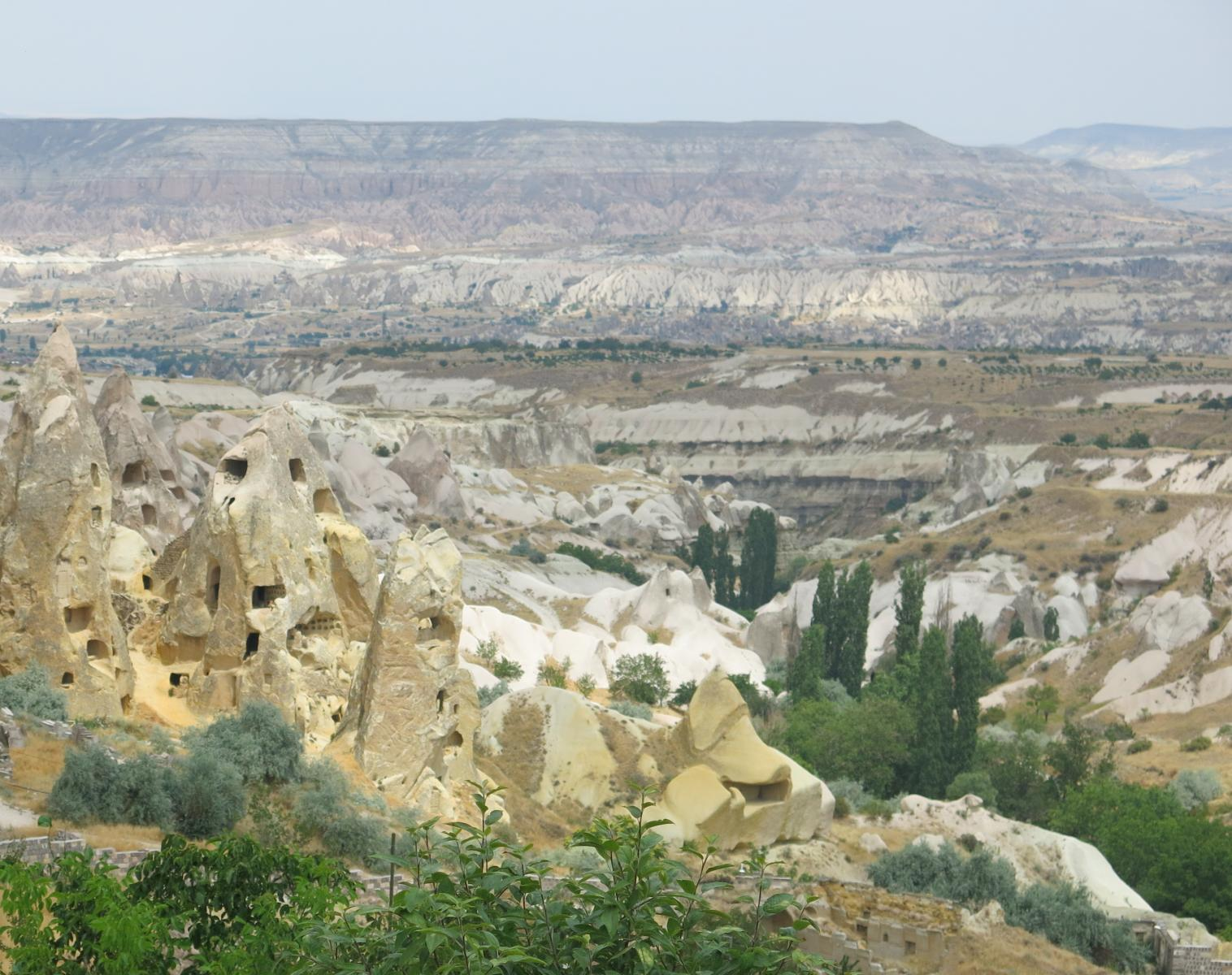 Turquie  TAURUS ET CAPPADOCE   Trek & Randonnée