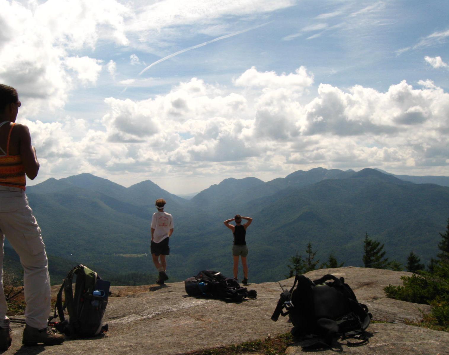 États-Unis  VOYAGE SCOLAIRE - Les Adirondacks   Découverte & Balade Trek & Randonnée Balade nature