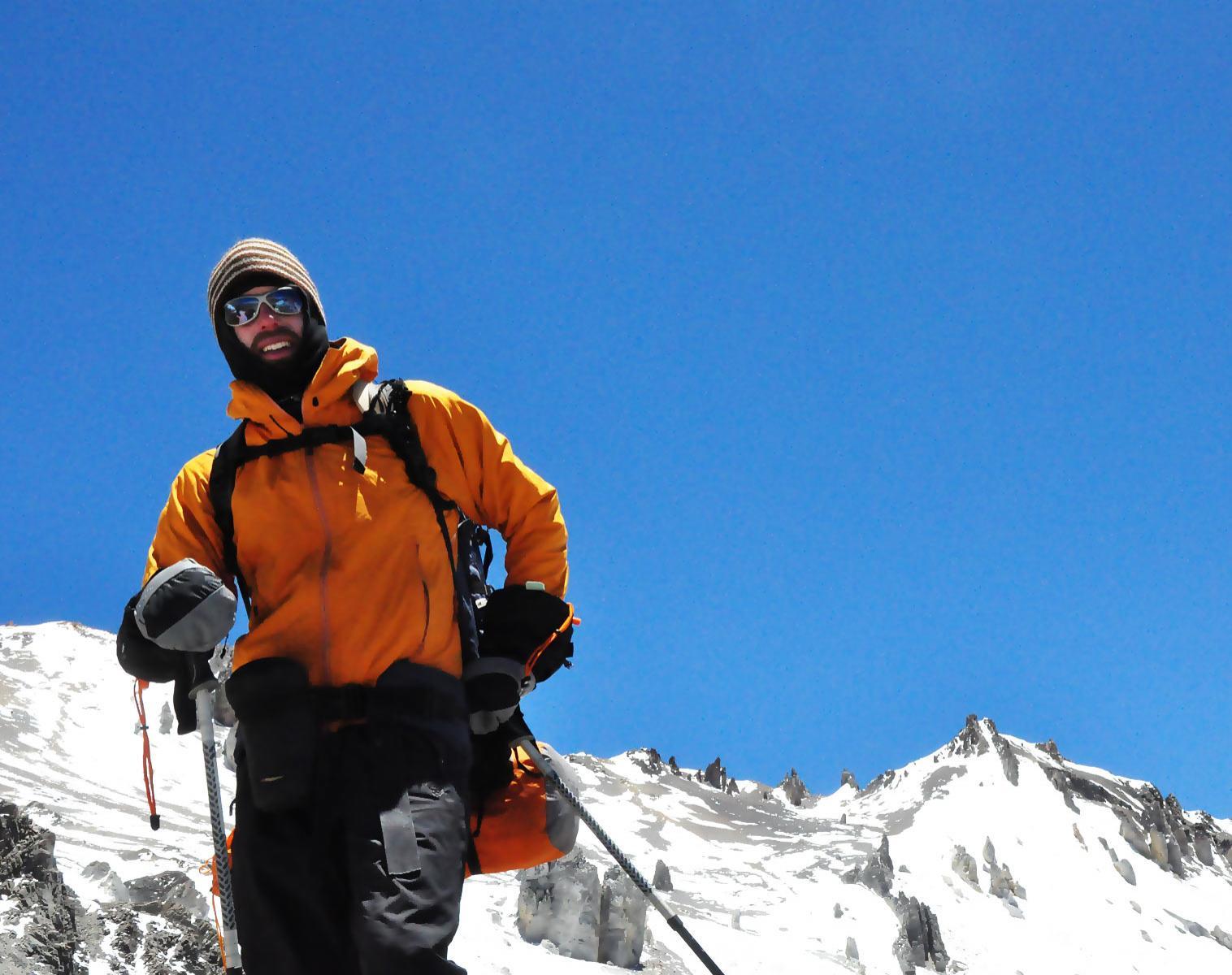 Argentine  Aconcagua   Alpinisme