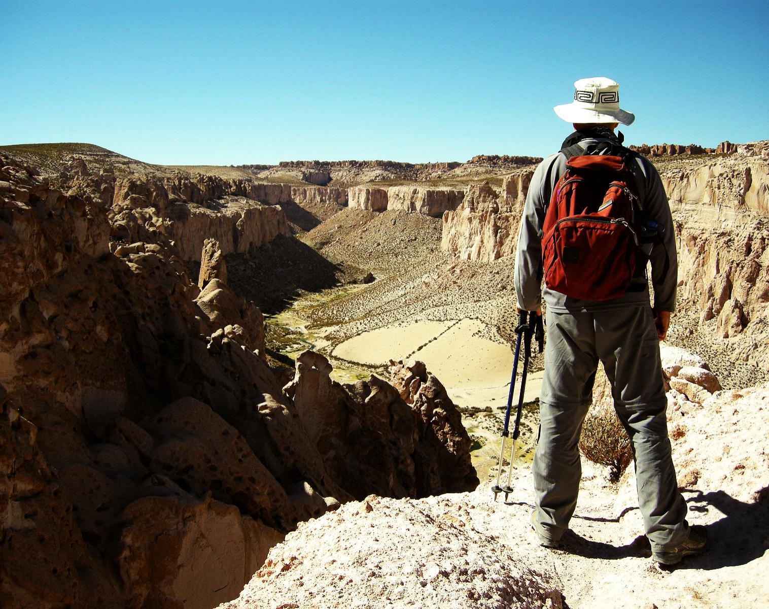 Bolivie  Désert d'Uyuni, Lipez et les Andes centrales   Découverte & Balade Trek & Randonnée