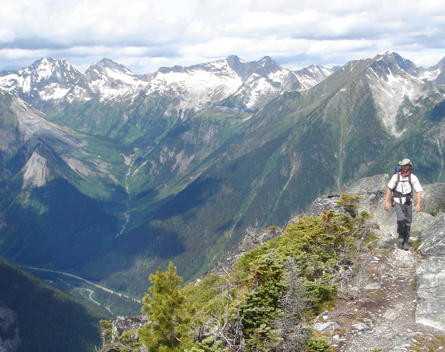Canada  Les Rocheuses Canadiennes   Trek & Randonnée