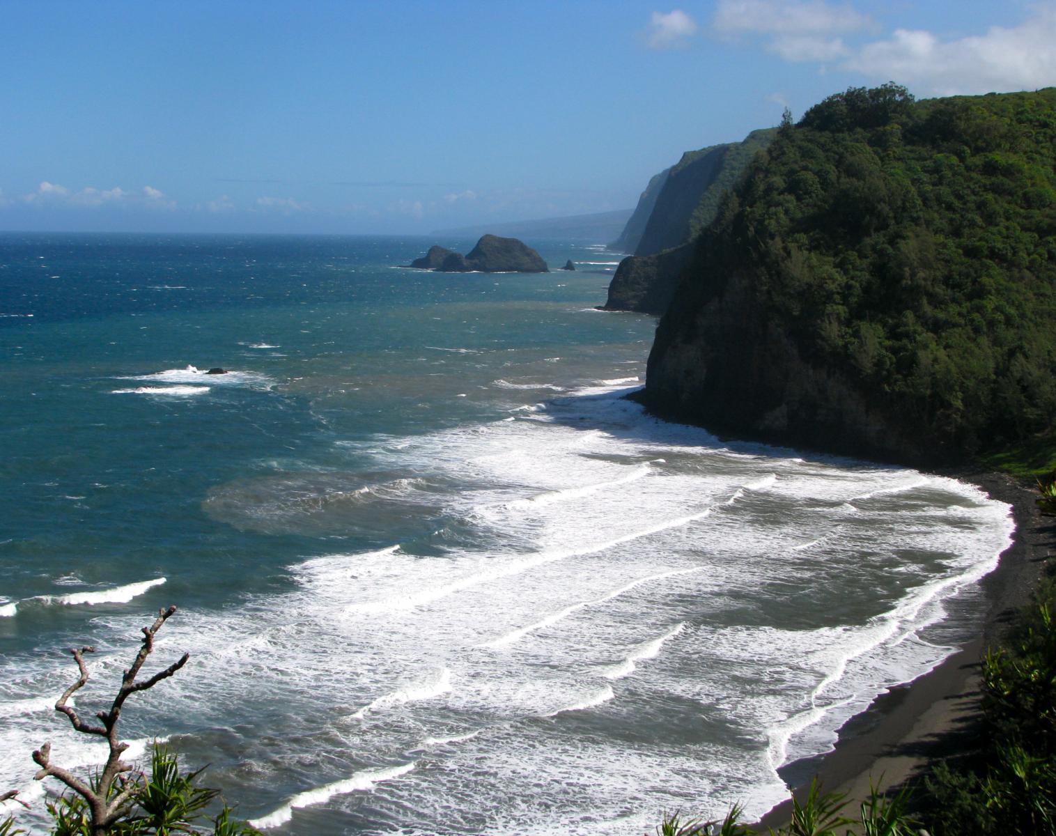 États-Unis  HAWAII, MONTAGNES DE FEU (en liberté)   Découverte & Balade Trek & Randonnée Balade nature