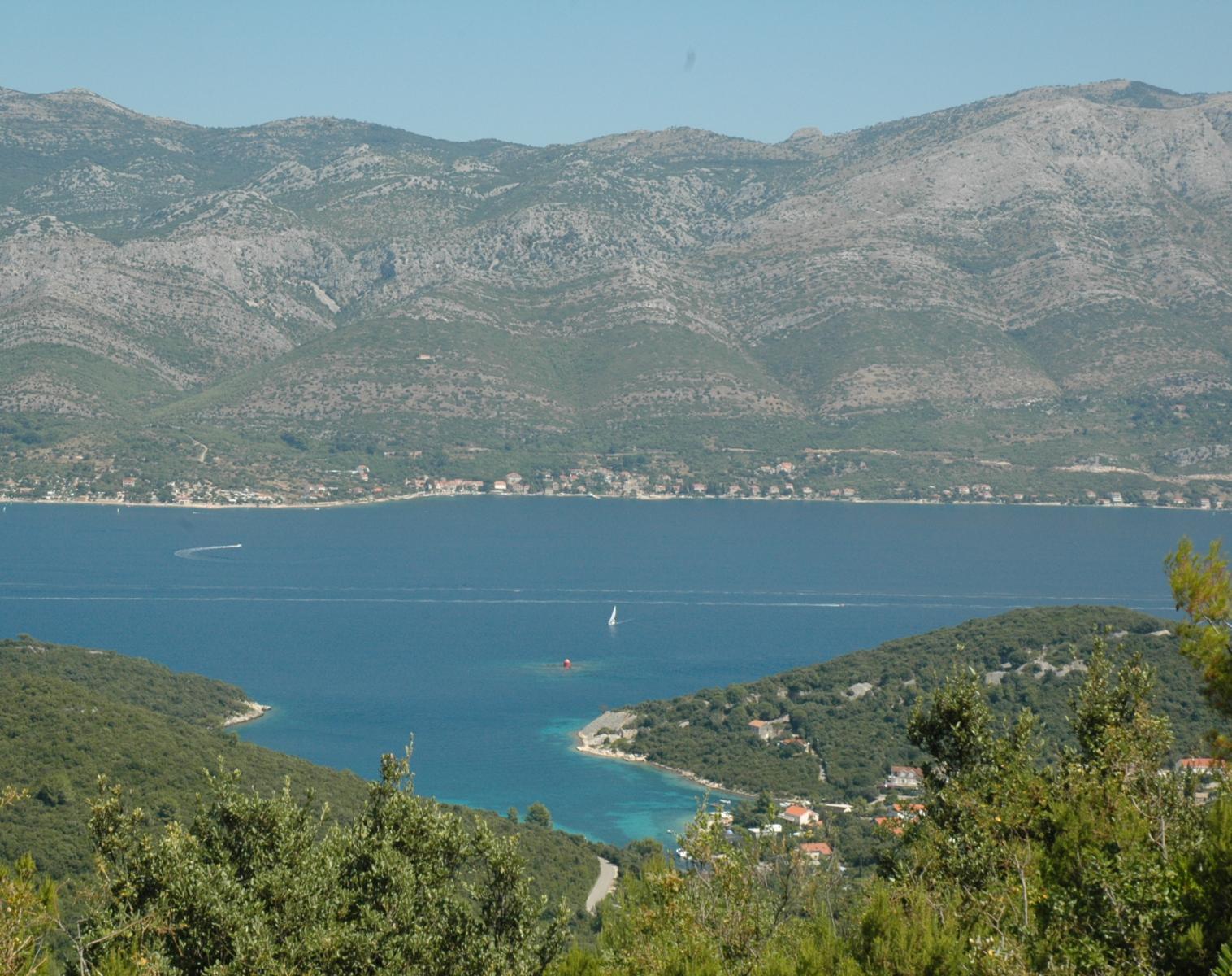 Croatie  LA DALMATIE, DE ZAGREB A DUBROVNIK   Trek & Randonnée