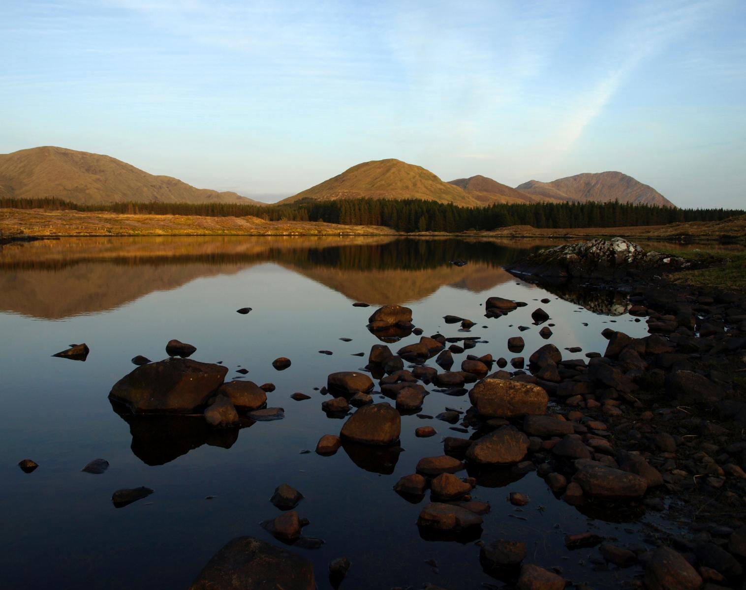 Irlande  RANDONNEE EN TERRE CELTIQUE   Trek & Randonnée