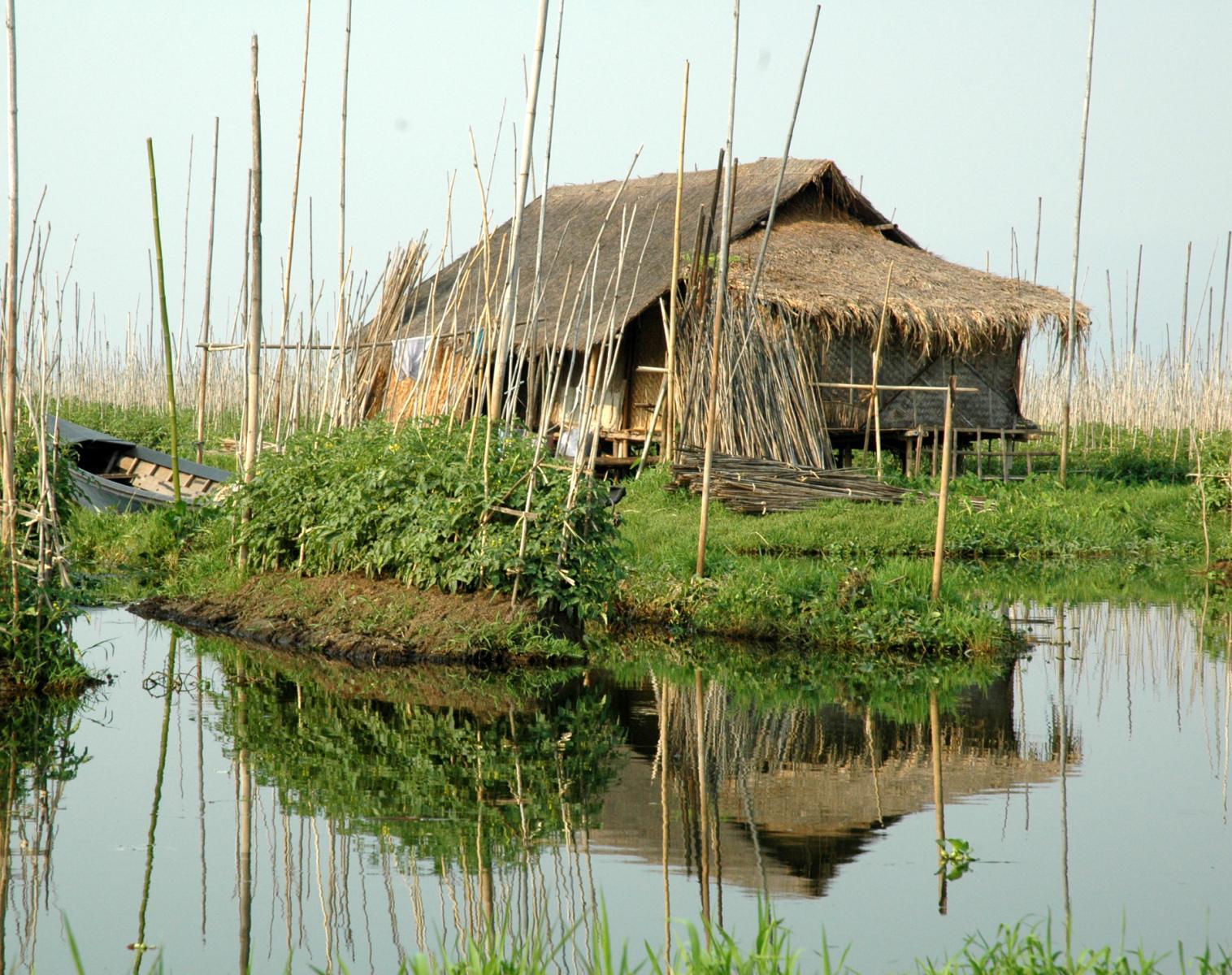 Myanmar  COULEUR SAFRAN   Découverte & Balade Trek & Randonnée