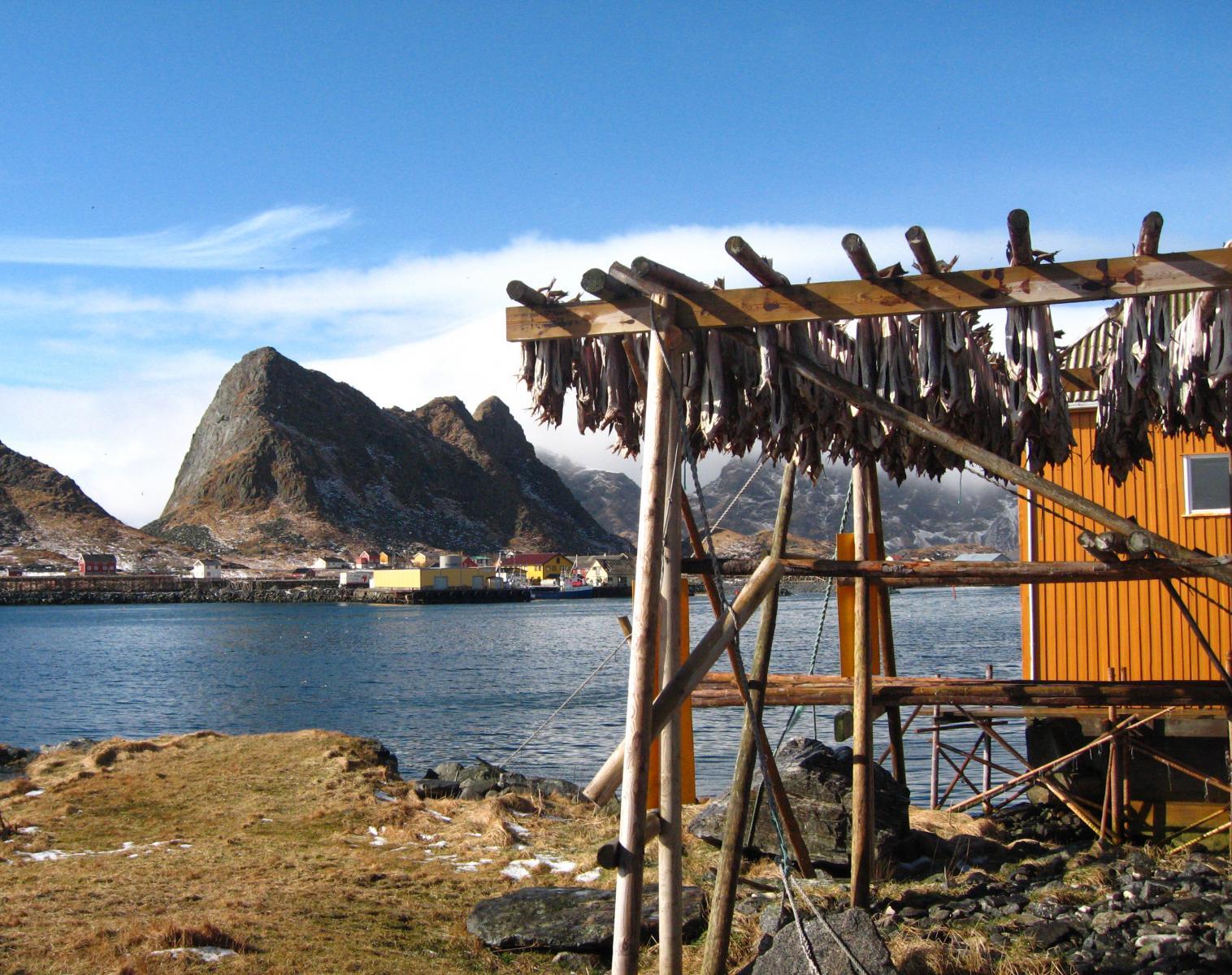 Norvège  DES GRANDS FJORDS AUX ILES LOFOTEN   Trek & Randonnée Navigation
