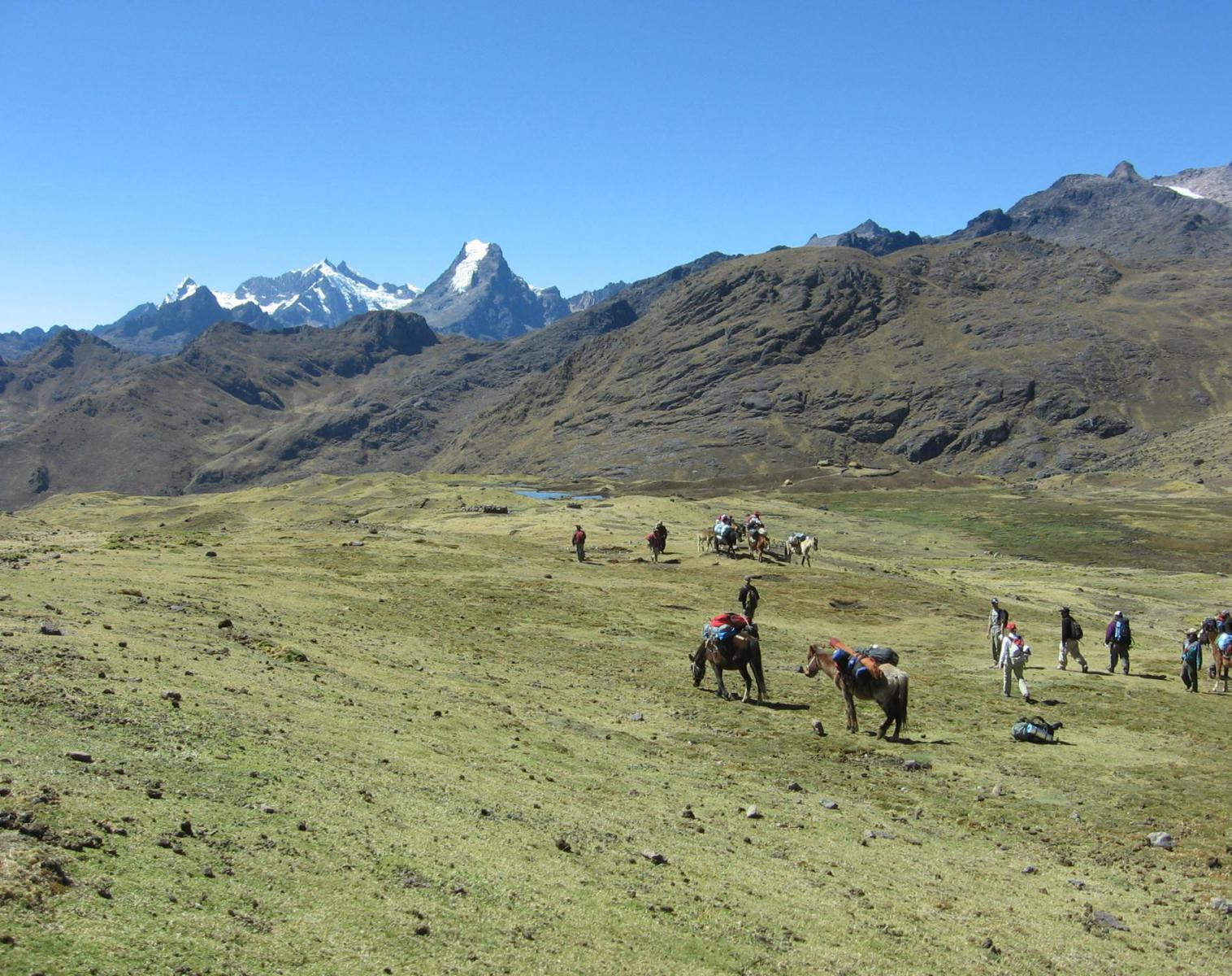 Pérou  Urubamba et Machu Picchu   Découverte & Balade Trek & Randonnée