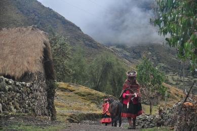 Pérou trek vallée sacrée