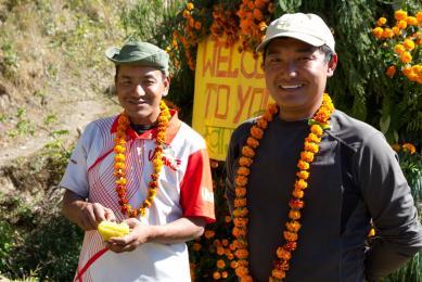 Trek en Pays Sherpa