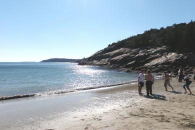 Plage_Acadia