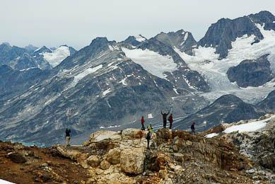 Voyage aventure Groenland