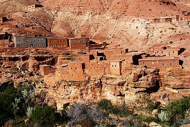 Trek Haut atlas Maroc