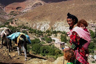 Défi Maroc Haut Atlas