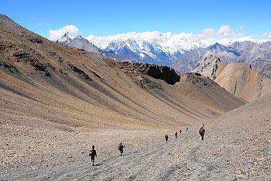 Randonnée au Népal dans le Dolpo