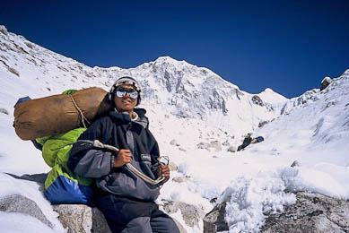 Trek Camp de base Everest