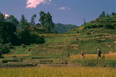 Randonnée Vallée Katamandou