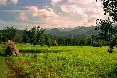 Trek Vallée Katamandou