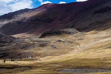 Trek Ausangate Inca trail