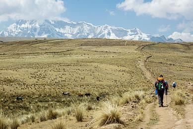 Trekking Ausangate Machu Picchu