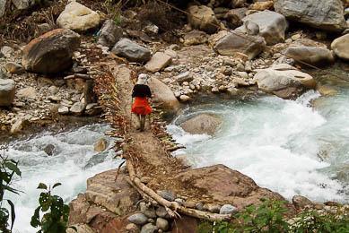 Trek chemin Inca Choquequirao