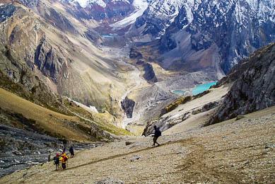 Trek Huayhuash et Urubamba